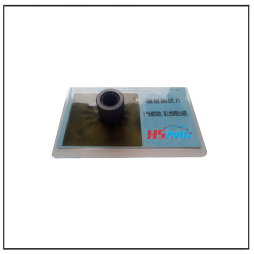 Sintered Ferrite Planar Multipole Rotor Magnet