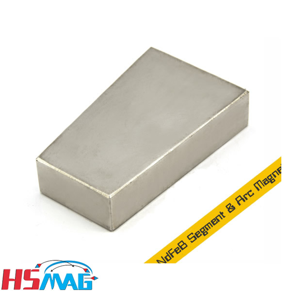 Sintered Neodymium Wedge Magnet for Wind Generator