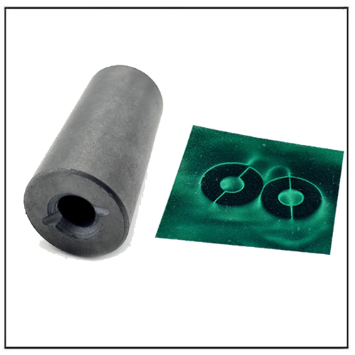 Wear Resistant 2-Pole Ceramic Ring Rotor Magnet for Water Pump Motor