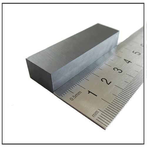 Anisotropic Barium Ferrite Block Shape Magnet
