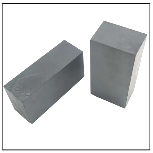 Big Multi-purpose Ferrite Rectangular Block Magnets Size 80X30X20mm
