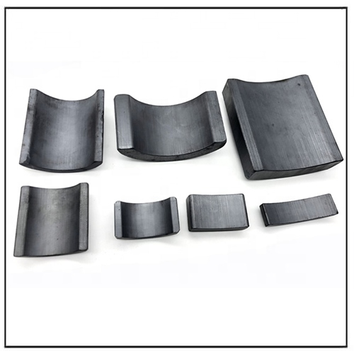 C5 C8 C1 Arc Segment Ceramic Magnets for Motor Rotor