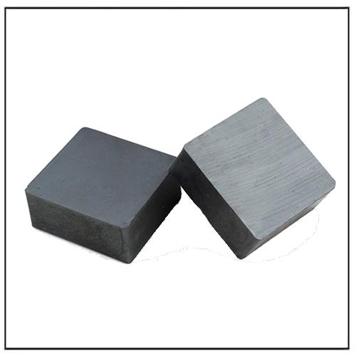 C8A C8B Standard Square Ceramic Block Magnet