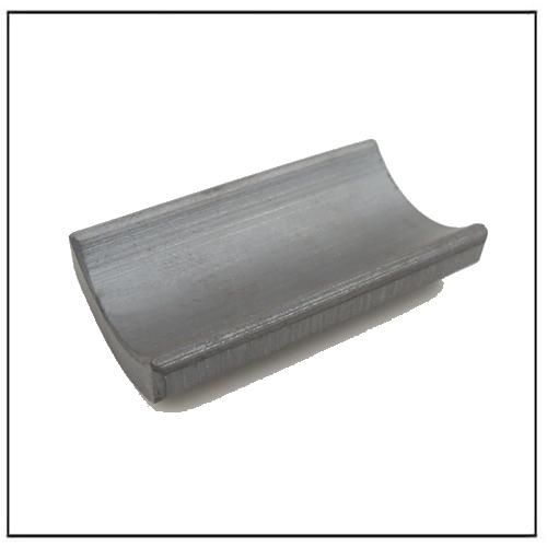 Cheap Sintered Ferrite Tile Magnet for Generator Motor