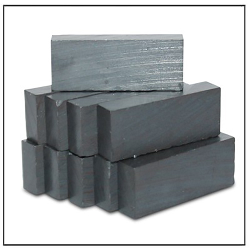Customized SrOBaO + Fe2O3 Cheapest Ferrite Magnet Rectangular Block Y25