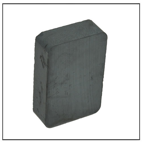 High-performance Isotropic Ferrite Ceramic Magnet Block