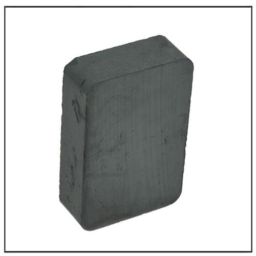 High-performance Isotropic Ferrite Ceramic Magnet Block