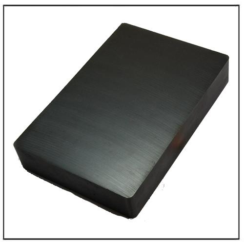 Huge Block Ceramic Permanent Magnet C8 Dimension 6X4X1inch