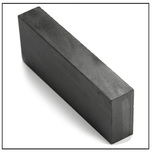 Huge Ferrite Block Rectangle Magnet 150mm x 100mm x 25.4mm