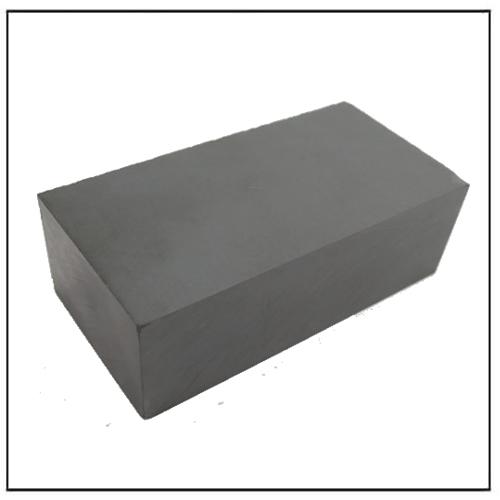 Huge Strong Hard Ferrite Block Magnet Y35