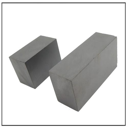 Low Price Hard Anisotropic Ferrite Rectangular Magnets