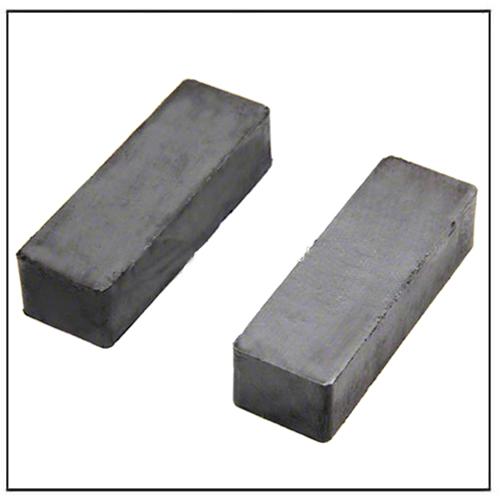 Most Popular Industrial Ceramic Magnets Block-Shape 70 x 20 x 20mm