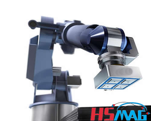 Robotic Assembly Gripper Magnets