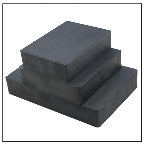 Various Sizes Through Thickness Direction C5 Ceramic Block Magnets