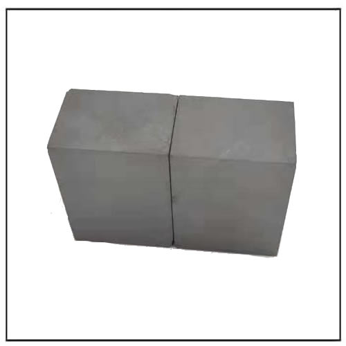 Y30 Customized Size Ferrite Magnet Block Bar For Industrial Motors