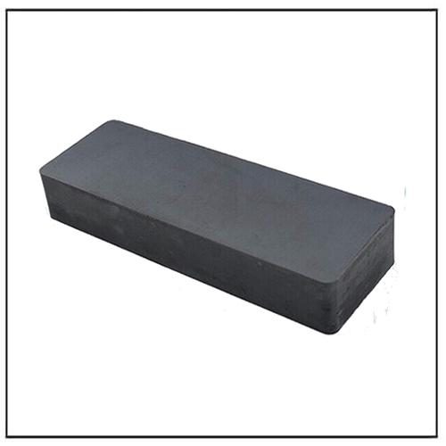 Y30BH Rectangle Block Ferrite Industrial Magnet