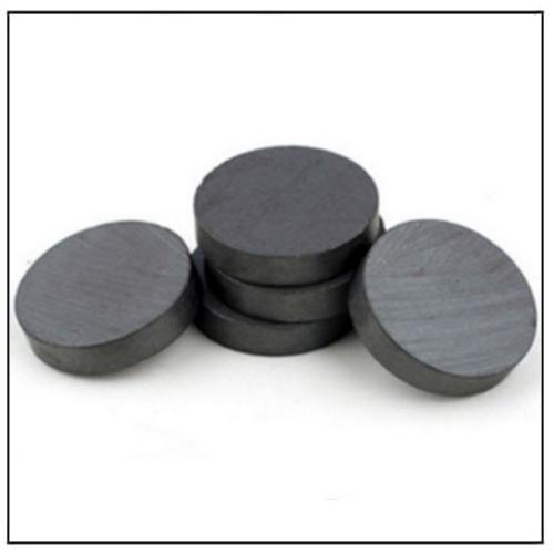C8 Round Ceramic Industrial Magnets