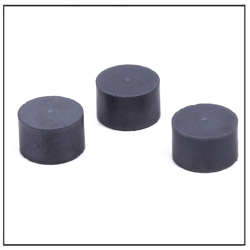 Custom Cylinder Disk Anisotropic Ferrite Magnets