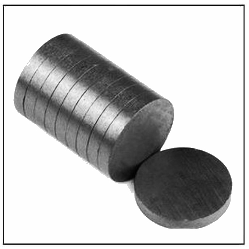 Custom Diameter Y30 Ferrite Disc Magnets for Sale
