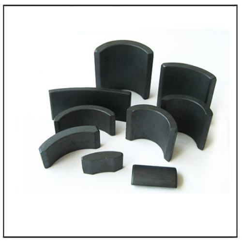 Customized Anisotropic Y30H-1 Arc Ferrite Magnets