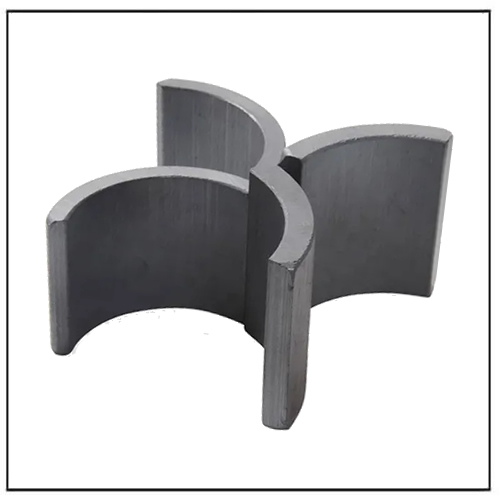 High Resistance Dry Process Arc Hard Ferrite Isotropic Magnets