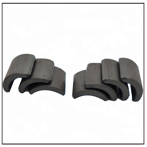 Permanent Segment Arc Hard Ferrite Magnets for Rotor