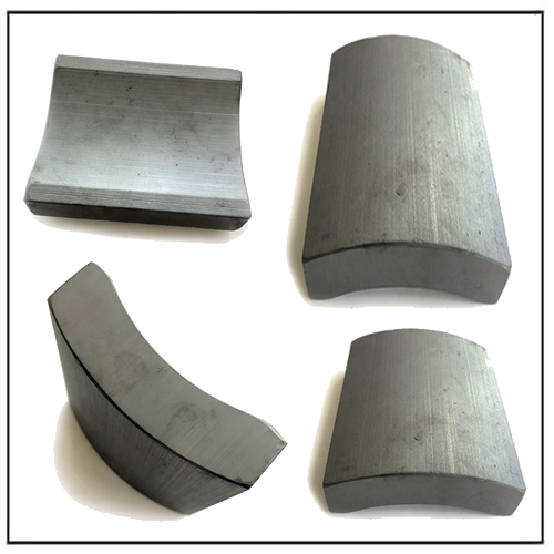 Rotor Permanent Segment Ceramic Magnet C8
