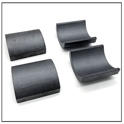 Segment C5 Permanent Ceramic Magnets Supplier