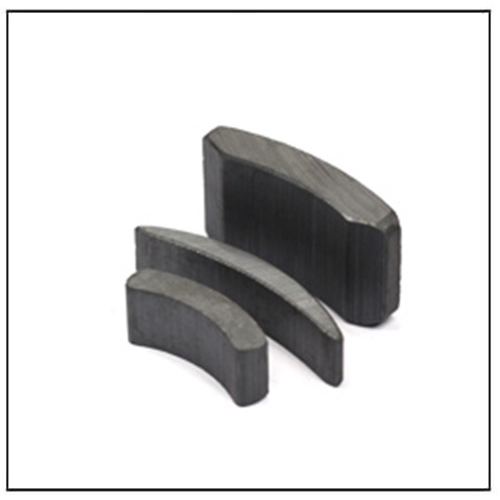 Sintered Permanent Segment Strong Ferrite Magnets for Motor