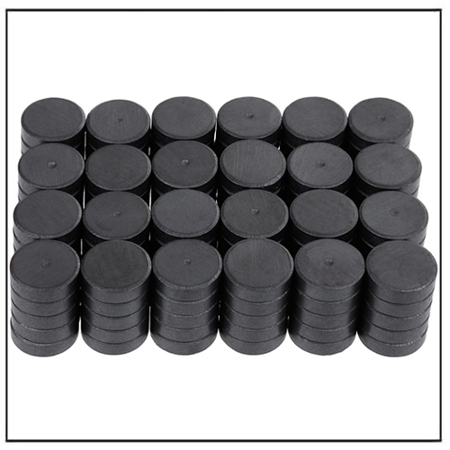 Small Circle Ferrite Magnets for Promotion, Crafts and Hobbies