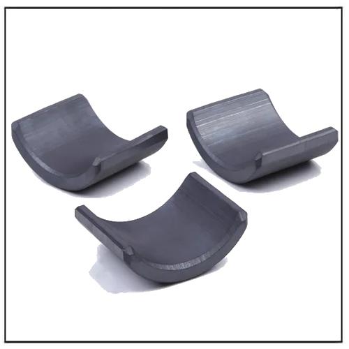 Wet Process Anisotropic Permanent Arc Segment Rotor Ferrite Magnets