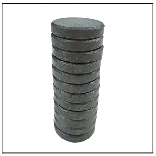 Anisotropic Hard Ferrite Disk Magnet Y30BH