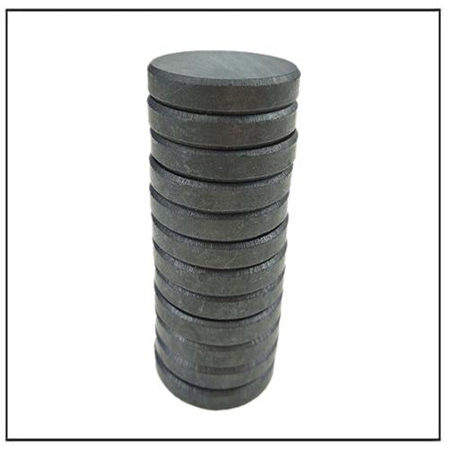 Anisotropic Hard Ferrite Disk Magnet Y30BH