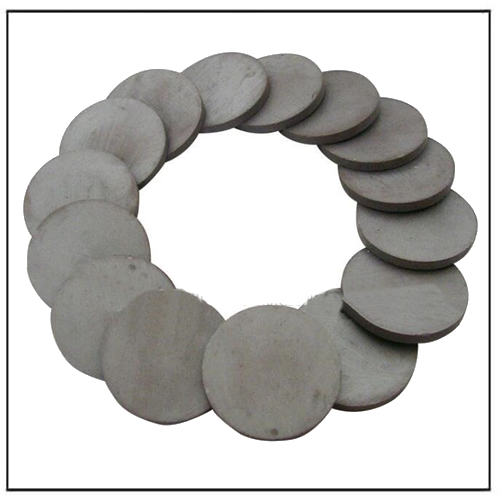 China Supplier Ceramic Ferrite Round Magnets