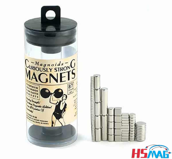 Curiously Strong Magnets - Neodymium Rare Earth Magnets