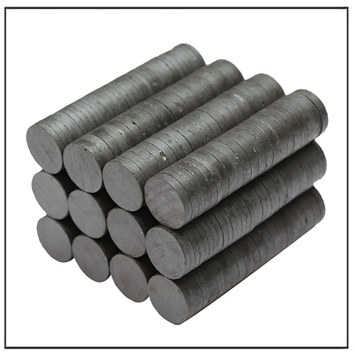 Factory Direct Customized Disc Sintered Ferrite Magnets Y33