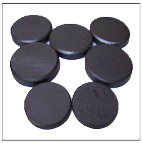 Ferrite Ceramic Round Disk Magnets for Home Use, DIY, Office and Schools