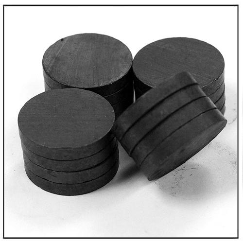 Souvenir Hobby Promotion Permanent Disk Ceramic Magnets