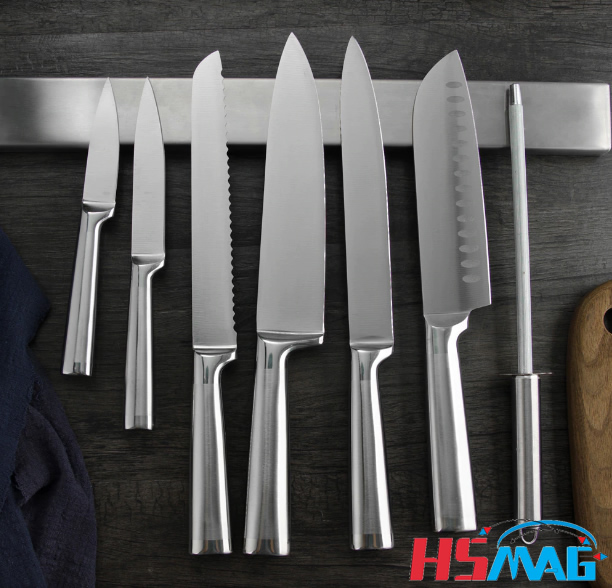 The Benefits of Magnetic Knife Holders