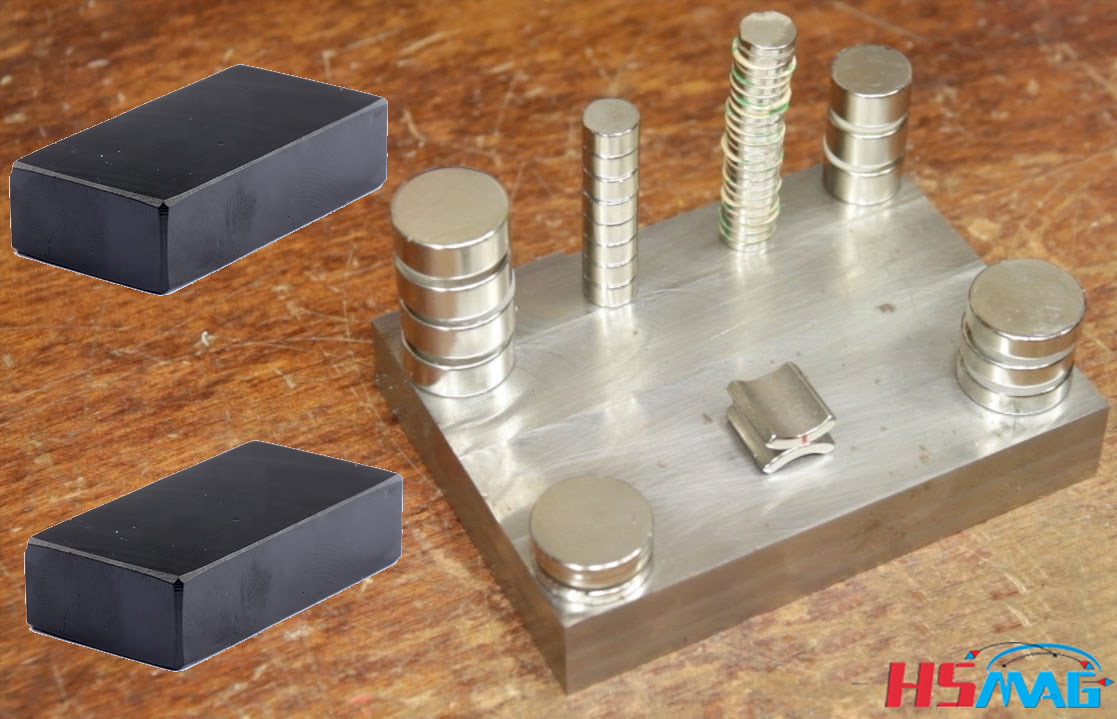The Differences Between Rare Earth Magnets & Non Rare Earth Magnets