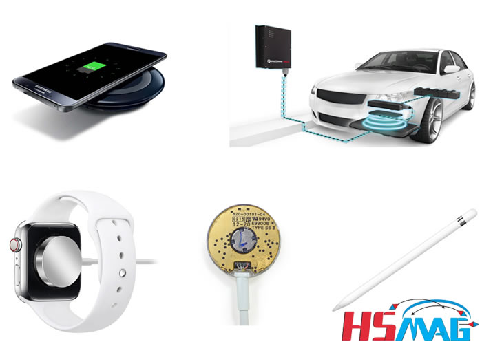Magnetic Attachment Wireless Charging