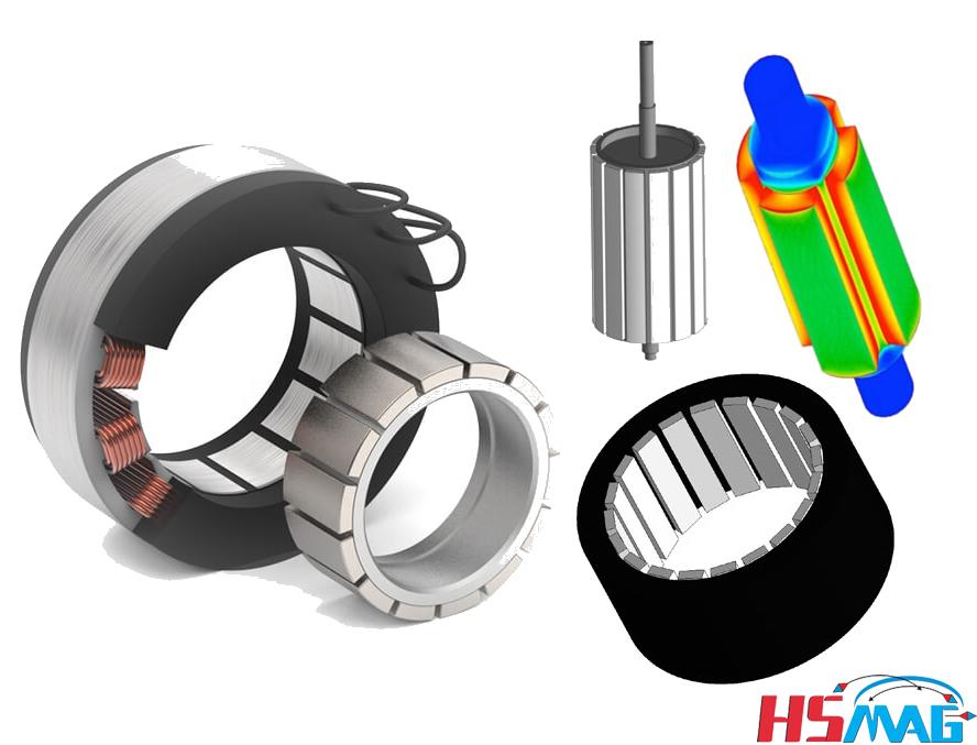 Motor Permanent Magnet