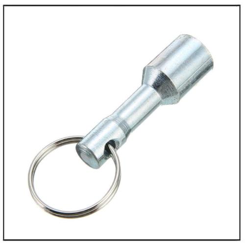 Neodymium Keychain Pocket Keyring Jewelry Magnet Holder