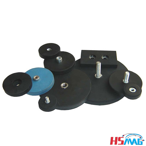 Advantages of Rubber Coated Magnets