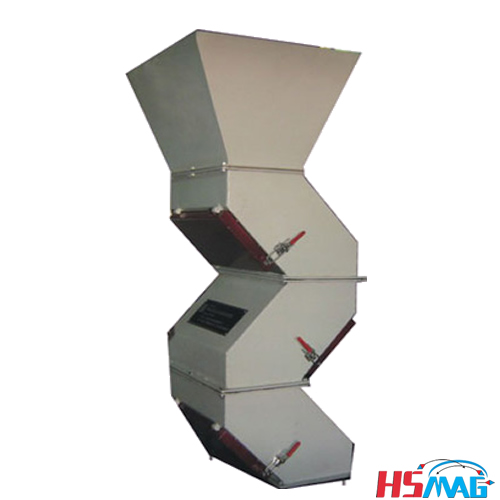 Curve Type Magnetic Separator