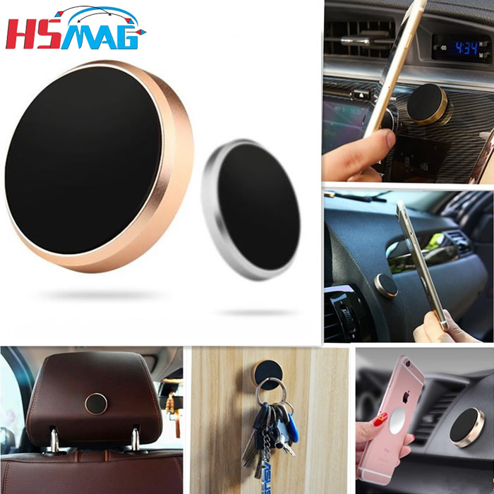Magnetic Phone Mounts for Car Automobile Vehicle