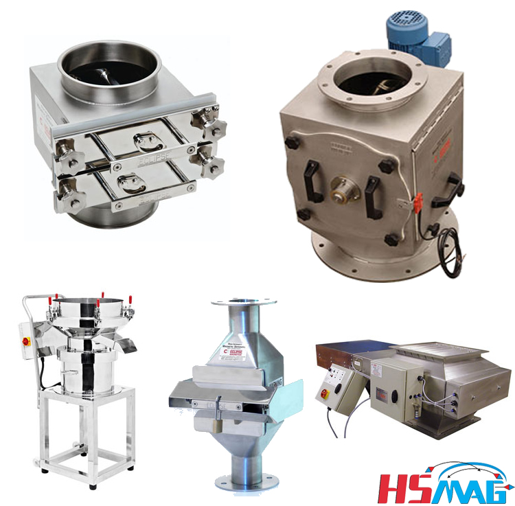 Magnetic Separation & Metal Detection Systems