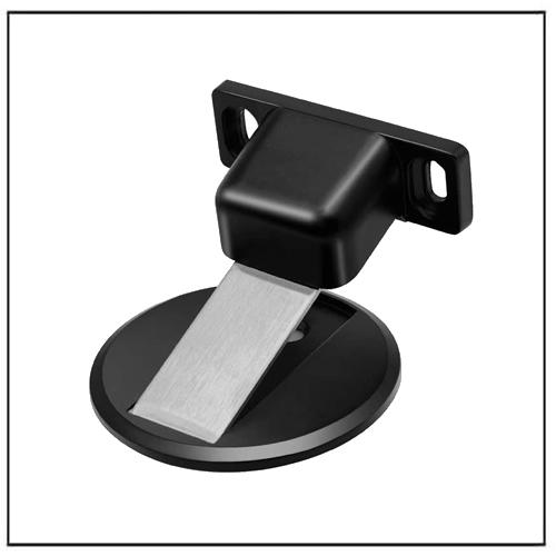 Self-Adhesive Door Stopper Catch Floor Mount Magnet