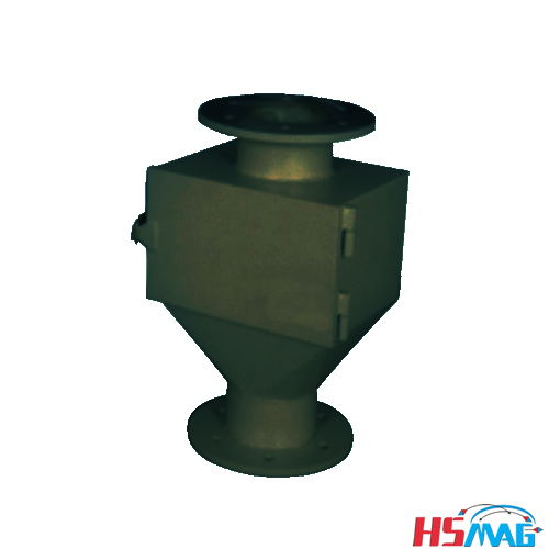 Vessel Type Magnetic Separator