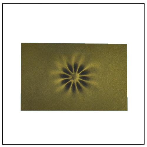 Magnetic Field Display Film